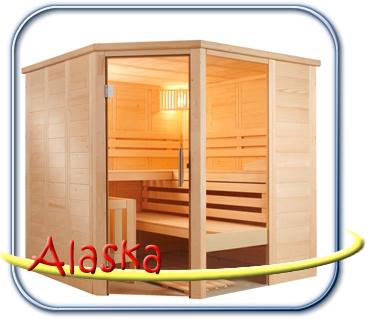 Alaska finn szauna