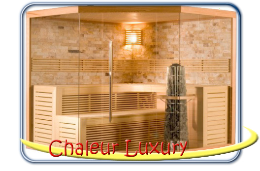 Chaleur Luxury finn szauna