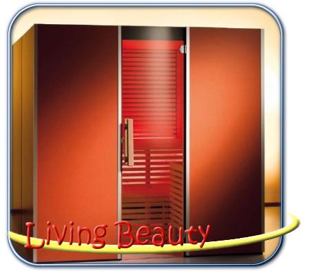 Living Beauty finn szauna