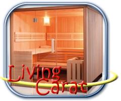 Living Carat finn szauna