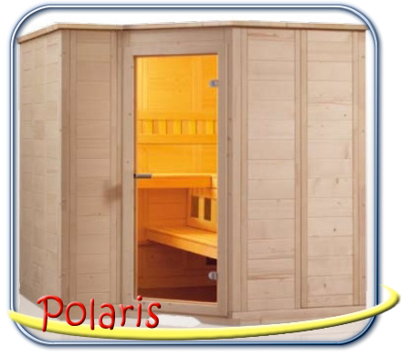 Polaris finn szauna