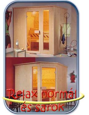 Relax finn szauna