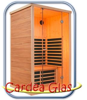 Cardea Glas infra szauna