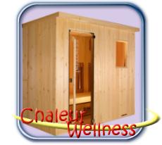 Chaleur Wellness infra szauna