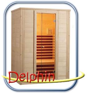 Delphin infra szauna
