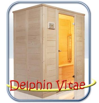Delphin Vitae infra szauna