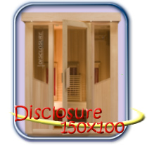 Disclosure 150x100 infra szauna