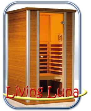 Living Luna infra szauna