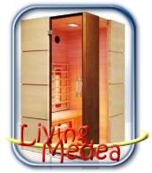 Living Medea infra szauna