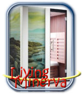 Living Minerva infra szauna