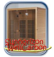 Sunhorizon WellCarbon infra szauna