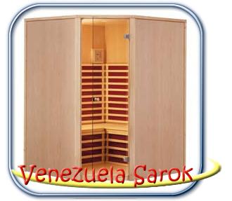 Venezuela infra szauna