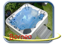 Borneo jakuzzi