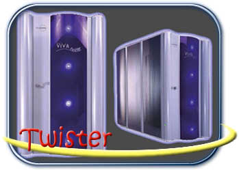 Twister szolárium