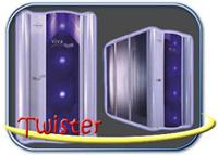 Twister finn szauna